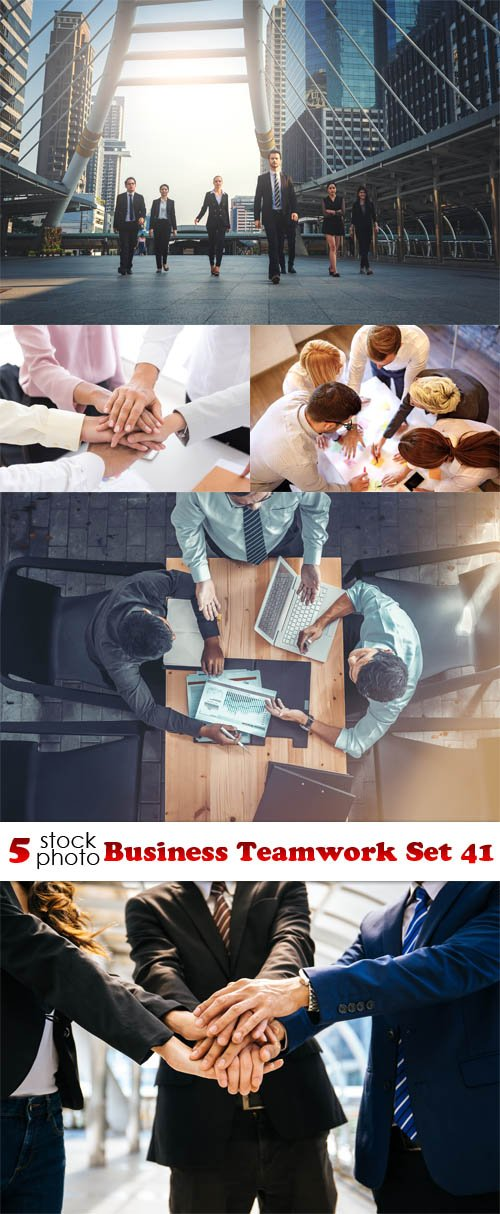 Photos - Business Teamwork Set 41
