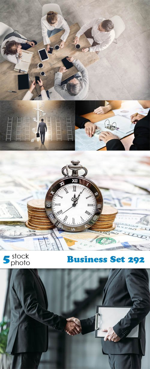 Photos - Business Set 292