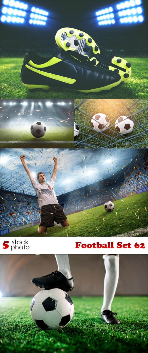 Photos - Football Set 62