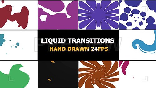 MA - 2D FX Liquid Transitions 74083