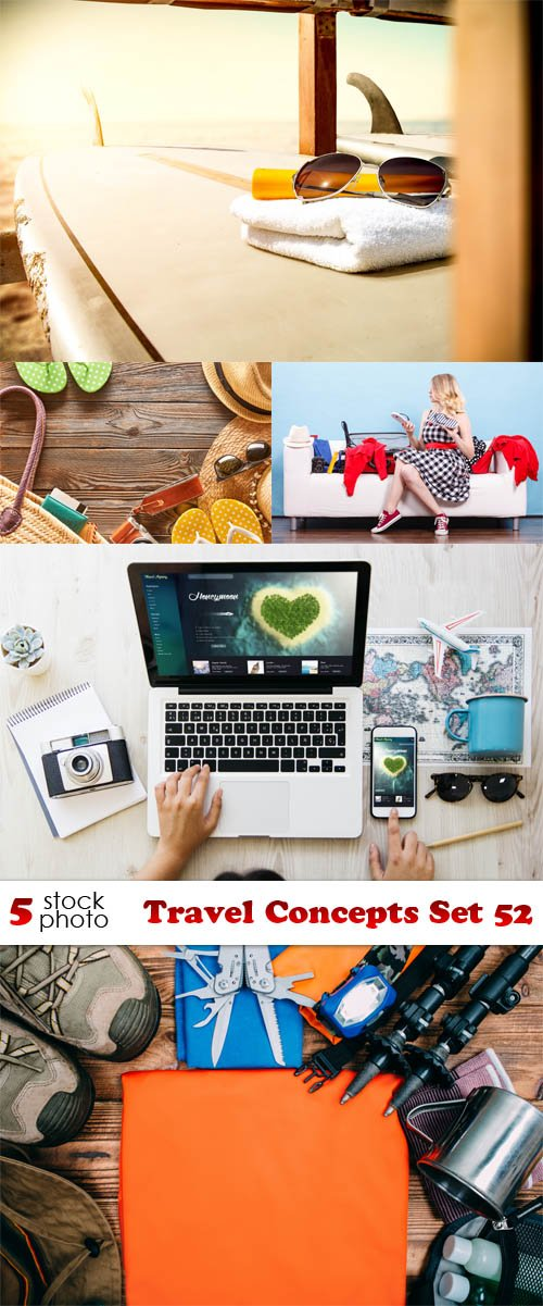 Photos - Travel Concepts Set 52