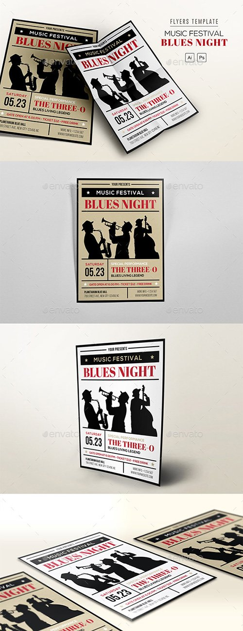 Music Festival - Blues Night 21700243