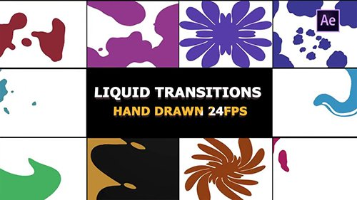 MA - 2D FX Liquid Transitions 74090