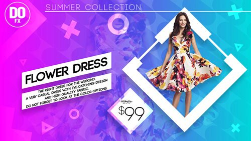 Fashion Promo 21486918 - Project for After Effects (Vi