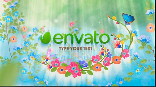 Spring Logo 10469353 - Project for After Effects (Videohive)