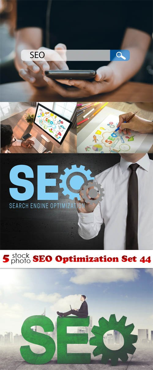 Photos - SEO Optimization Set 44