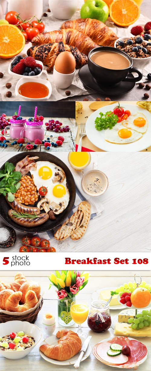 Photos - Breakfast Set 108