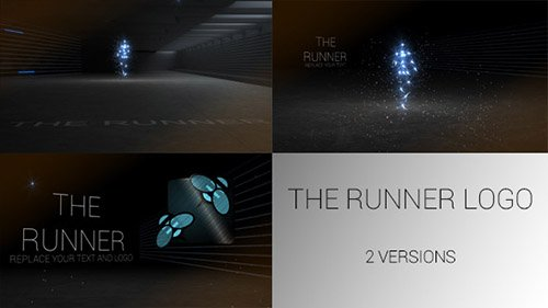 The Runner Logo - Project for After Effects (Videohive)