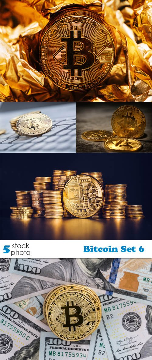 Photos - Bitcoin Set 6