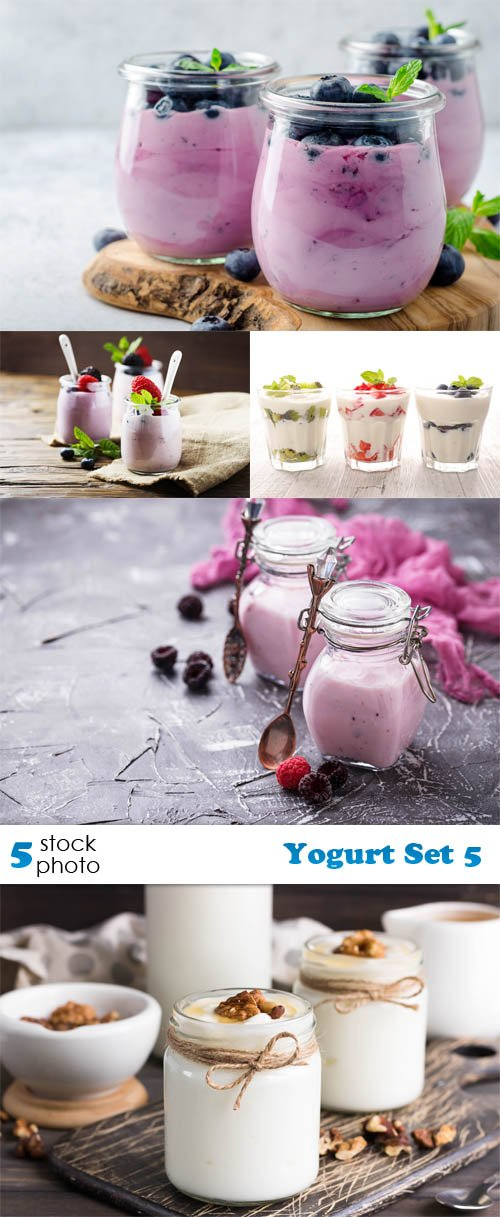 Photos - Yogurt Set 5