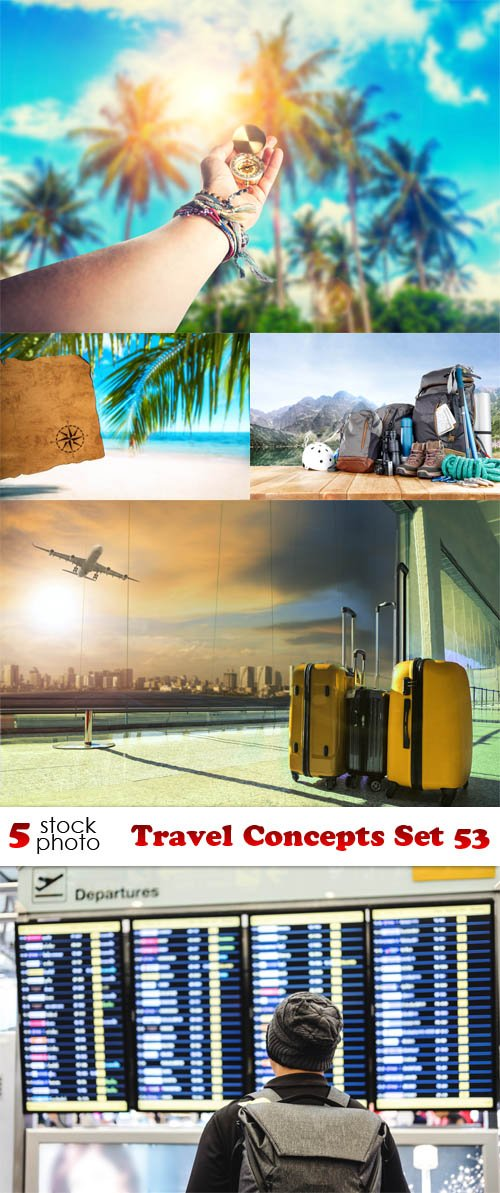 Photos - Travel Concepts Set 53