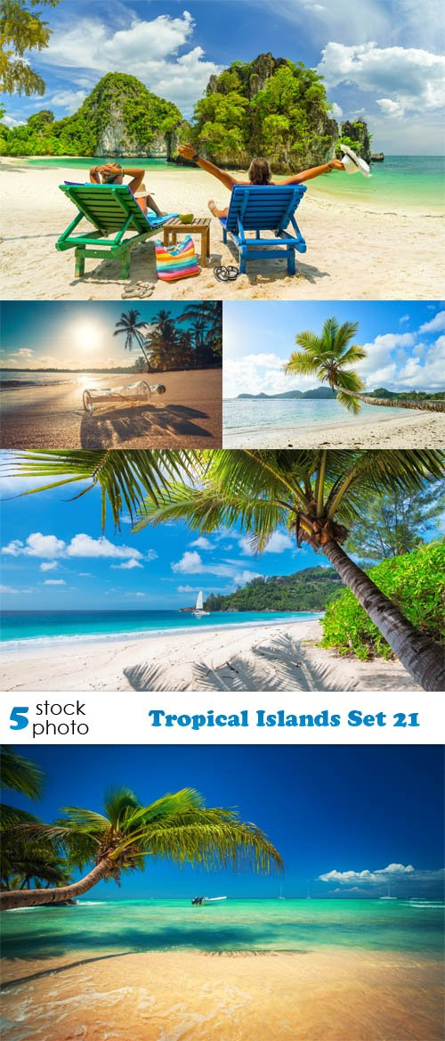 Photos - Tropical Islands Set 21