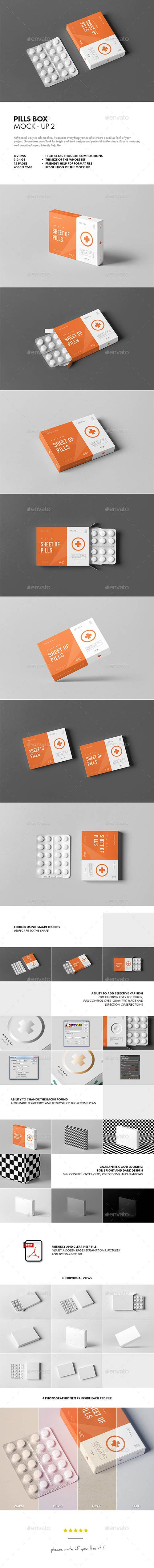 Pills Box Mock-up 2 21764107