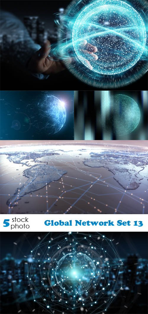 Photos - Global Network Set 13