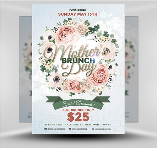 PSD - Mother's Day v4