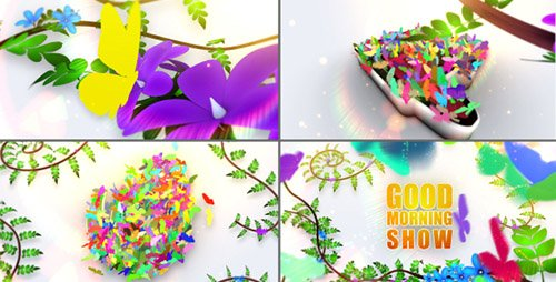 Morning Theme Package - Project for After Effects (Videohive)