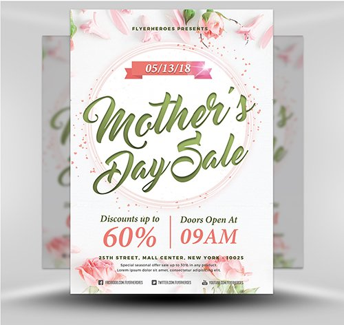 PSD - Mother's Day v5