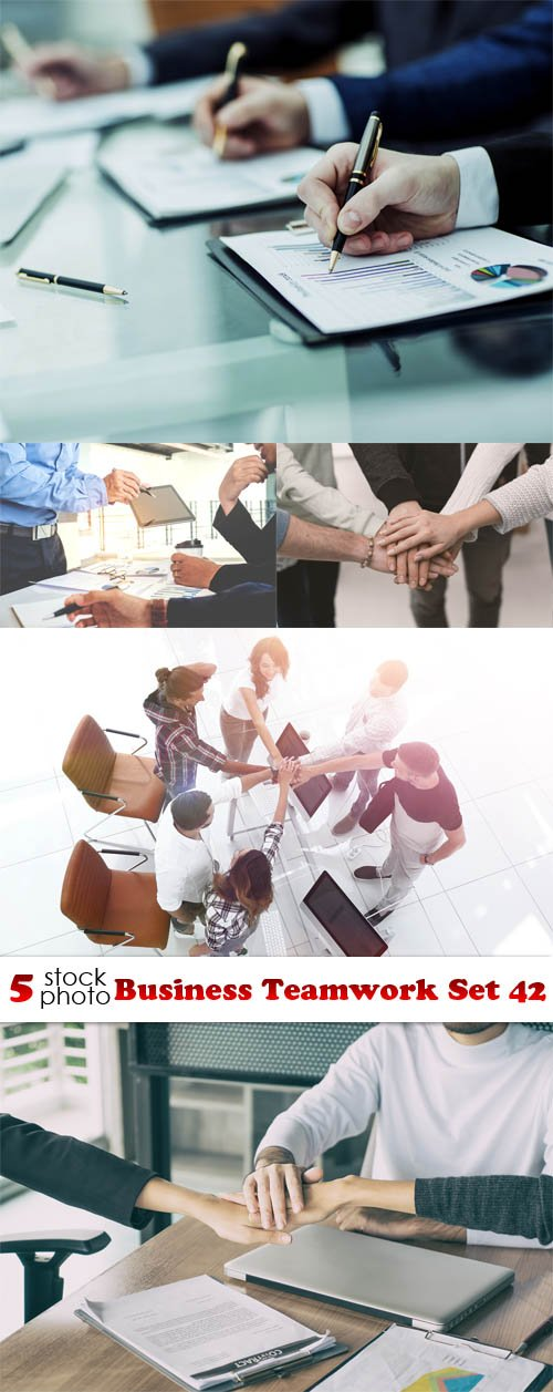 Photos - Business Teamwork Set 42