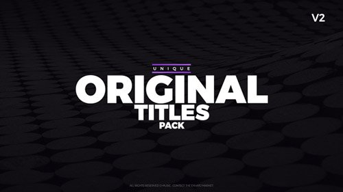 This is Titles - Project for After Effects (Videohive)