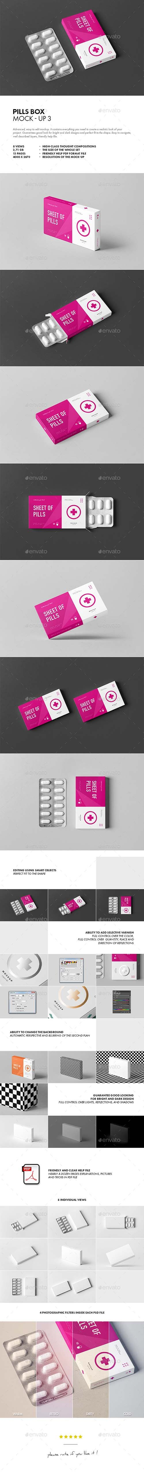 GR - Pills Box Mock-up 3 21812476