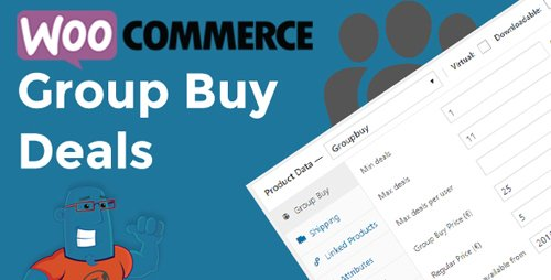 CodeCanyon - WooCommerce Group Buy and Deals v1.1.9 - Groupon Clone for Woocommerce - 18977834