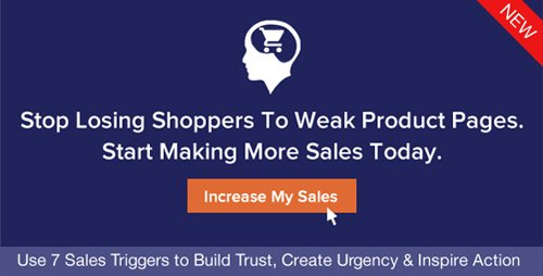 CodeCanyon - XL WooCommerce Sales Triggers v2.4.1 - 19405574