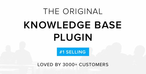 CodeCanyon - Knowledge Base v3.2.0 - Helpdesk | Support | Wiki WordPress Plugin - 5758910