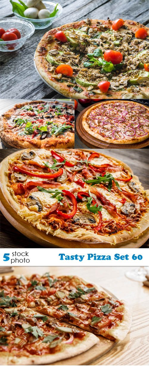 Photos - Tasty Pizza Set 60