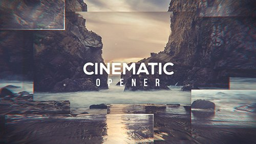Cinematic Opener 20919497 - Project for After Effects (Videohive)