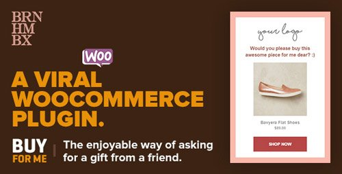 CodeCanyon - Viral WooCommerce Plugin: BuyForMe v3.0 - 15083295