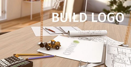 Build Logo - Project for After Effects (Videohive)