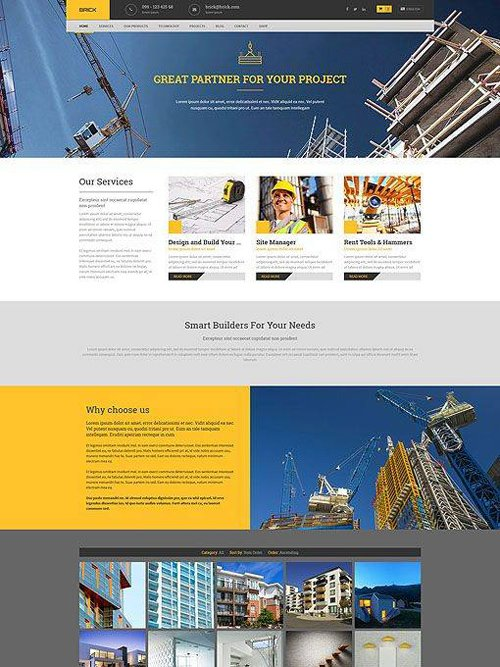 Ait-Themes - Brick v1.40 - WordPress Theme For Builders