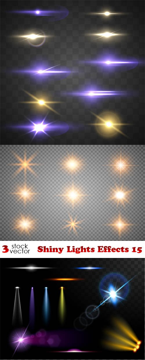Vectors - Shiny Lights Effects 15