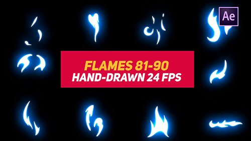 MA - Liquid Elements 2 Flames 81-90 82340