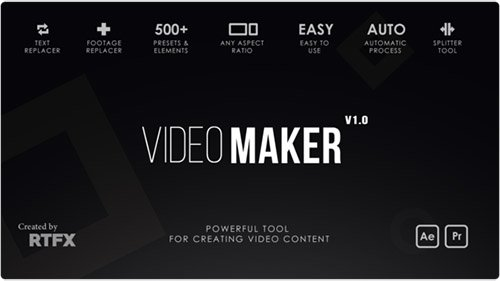 Video Maker - Project for After Effects (Videohive)