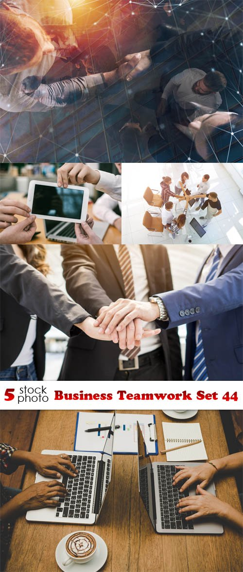 Photos - Business Teamwork Set 44