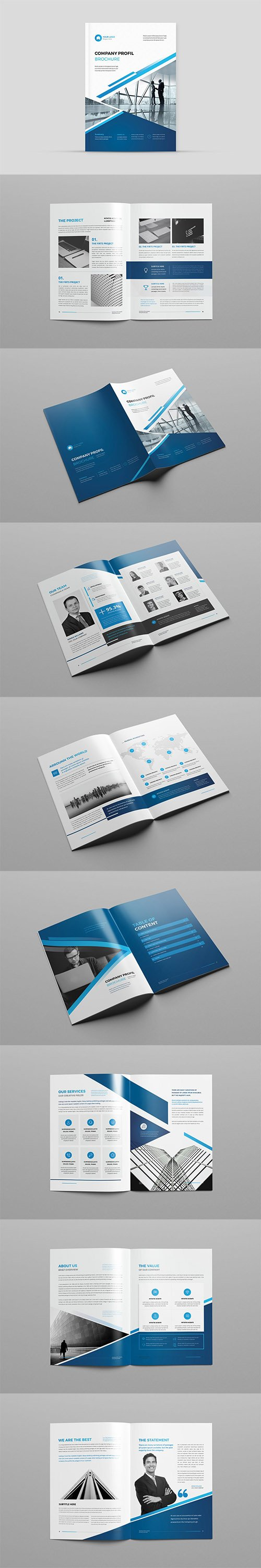 Corporate Brochure INDD