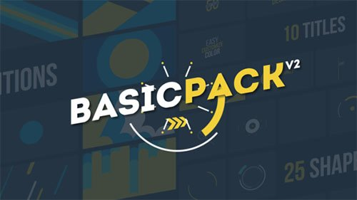 Basic Pack - Project for After Effects (Videohive)