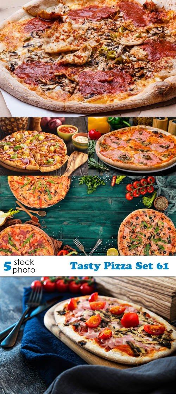 Photos - Tasty Pizza Set 61