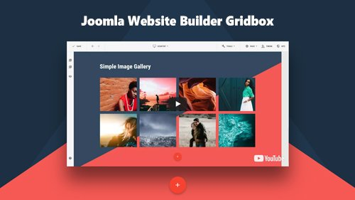 Gridbox PRO v2.4.4 - Joomla Website Builder