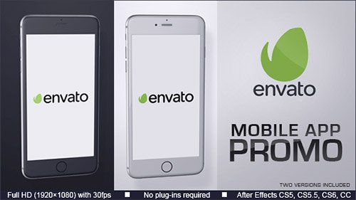 Mobile App Promo 19297968 - Project for After Effects (Videohive)