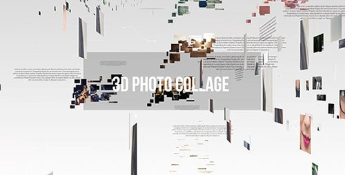 3D Photo Gallery 15706572 - Project for After Effects (Videohive)