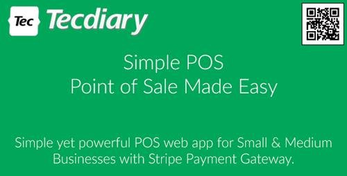 CodeCanyon - Simple POS v4.0.19 - Point of Sale Made Easy - 3947976