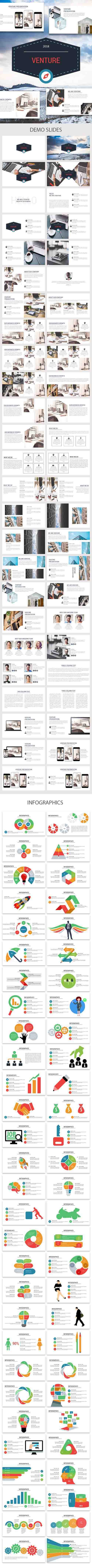 GR - Venture - Multipurpose Powerpoint Presentation 22032337
