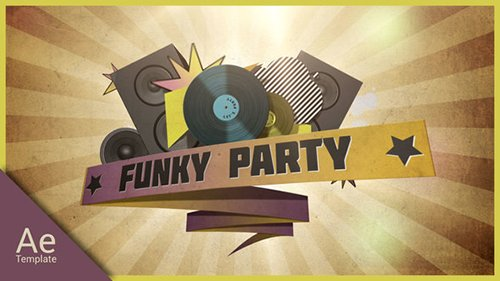 Funky party 250583