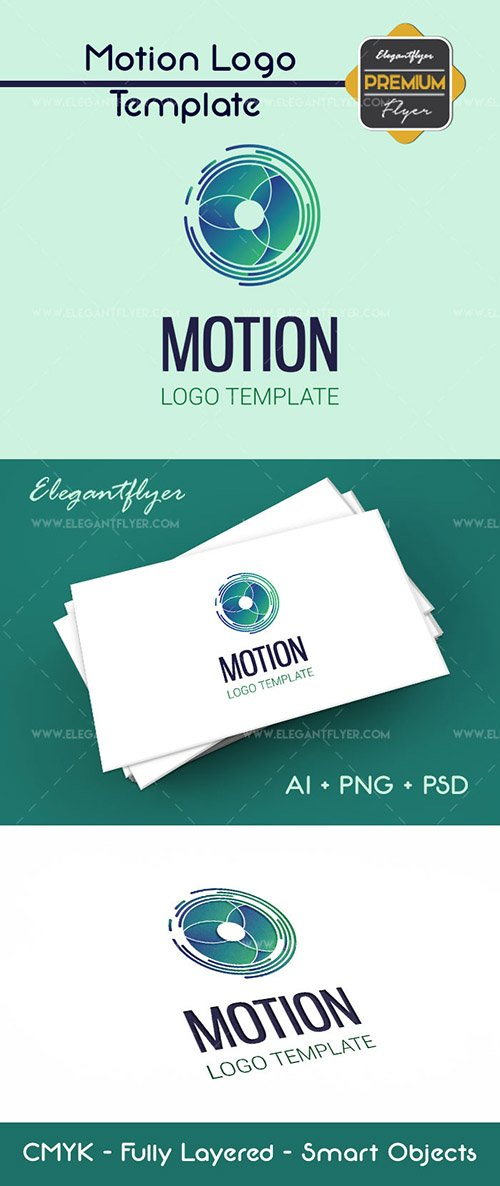 Motion – Premium Logo Template