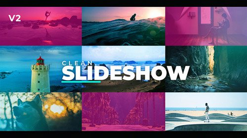 This is Slideshow - Project for After Effects (Videohive)
