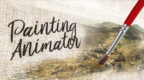 Painting Animator - Project & Add-on for After Effects (Videohive)