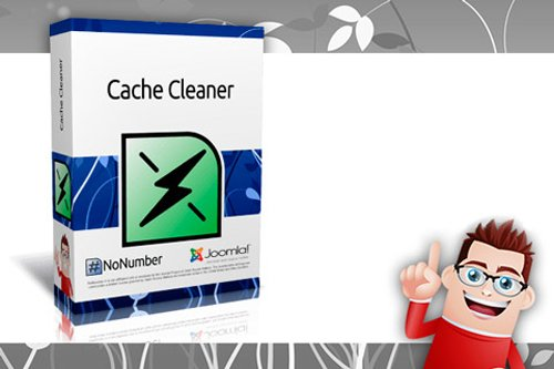Cache Cleaner Pro v6.2.1 - Clean cache fast in Joomla
