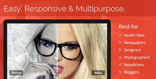 CodeCanyon - Multipurpose Before After Slider v2.7.0 - 5159016